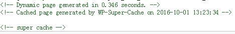 Nginx服务器使用WP Super Cache静态缓存插件教程 第4张