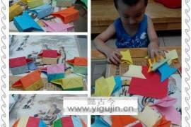 幼儿园家庭作业 制作亲子中秋灯笼