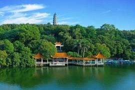 广西最受游客欢迎的十大旅游目的地名单