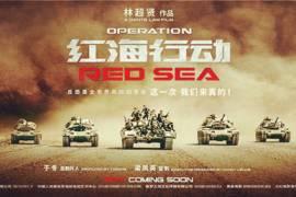 我正在看的电影《红海行动》一个中国人都不能伤害