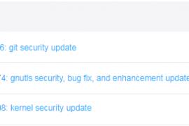 修复阿里云服务器CentOS 6.5系统三个漏洞