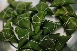 三角粽、金鱼和中国—东盟(南宁)国际龙舟邀请赛